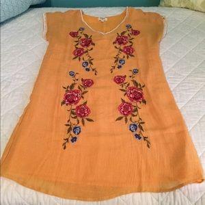 Umgee Mini Dress